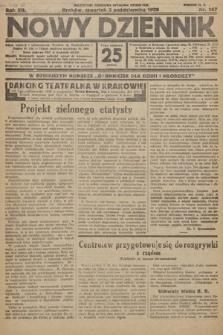 Nowy Dziennik. 1929, nr267