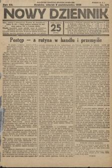 Nowy Dziennik. 1929, nr271