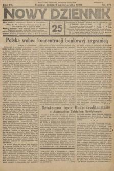 Nowy Dziennik. 1929, nr272