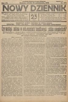 Nowy Dziennik. 1929, nr275