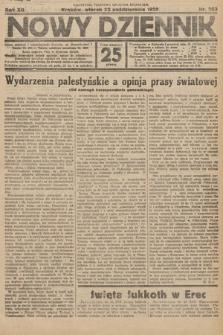 Nowy Dziennik. 1929, nr283
