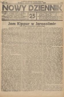 Nowy Dziennik. 1929, nr289
