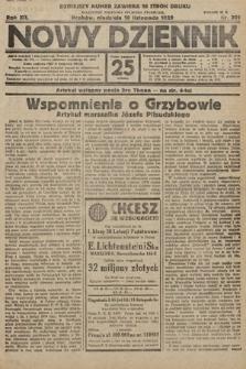 Nowy Dziennik. 1929, nr301
