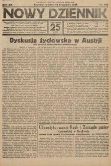 Nowy Dziennik. 1929, nr310