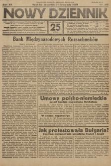 Nowy Dziennik. 1929, nr312