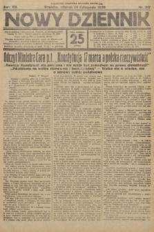 Nowy Dziennik. 1929, nr317