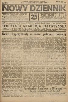Nowy Dziennik. 1929, nr320