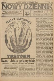 Nowy Dziennik. 1929, nr321