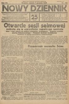 Nowy Dziennik. 1929, nr328