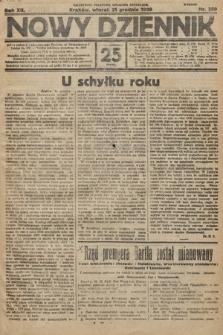 Nowy Dziennik. 1929, nr350