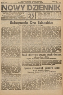 Nowy Dziennik. 1929, nr333