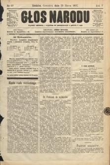 Głos Narodu. 1897, nr69