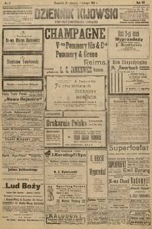 Dziennik Kijowski : pismo polityczne, społeczne i literackie. 1912, nr17