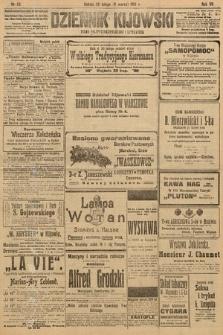 Dziennik Kijowski : pismo polityczne, społeczne i literackie. 1912, nr53