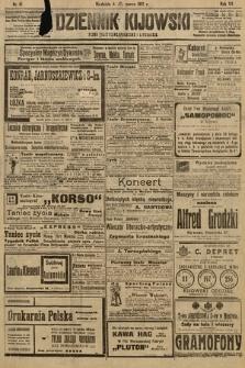 Dziennik Kijowski : pismo polityczne, społeczne i literackie. 1912, nr61