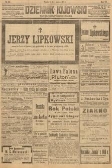 Dziennik Kijowski : pismo polityczne, społeczne i literackie. 1912, nr66