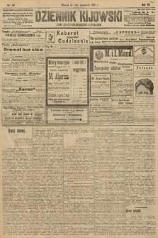 Dziennik Kijowski : pismo polityczne, społeczne i literackie. 1912, nr94