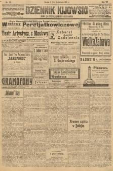 Dziennik Kijowski : pismo polityczne, społeczne i literackie. 1912, nr95