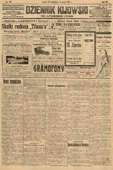 Dziennik Kijowski : pismo polityczne, społeczne i literackie. 1912, nr109