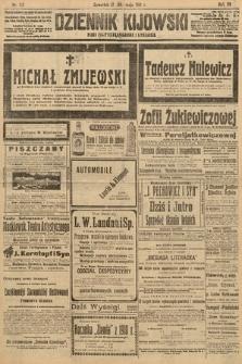 Dziennik Kijowski : pismo polityczne, społeczne i literackie. 1912, nr127