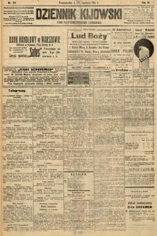 Dziennik Kijowski : pismo polityczne, społeczne i literackie. 1912, nr144