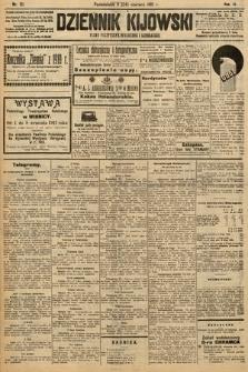 Dziennik Kijowski : pismo polityczne, społeczne i literackie. 1912, nr151
