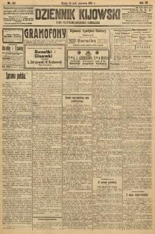 Dziennik Kijowski : pismo polityczne, społeczne i literackie. 1912, nr153