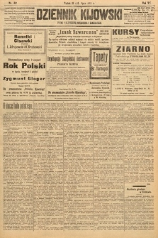 Dziennik Kijowski : pismo polityczne, społeczne i literackie. 1912, nr182