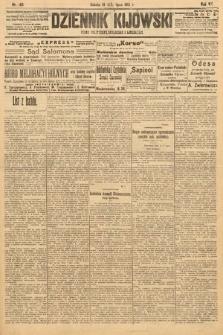 Dziennik Kijowski : pismo polityczne, społeczne i literackie. 1912, nr183