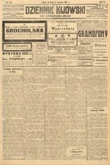 Dziennik Kijowski : pismo polityczne, społeczne i literackie. 1912, nr194