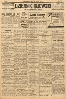Dziennik Kijowski : pismo polityczne, społeczne i literackie. 1912, nr199