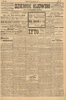 Dziennik Kijowski : pismo polityczne, społeczne i literackie. 1912, nr204