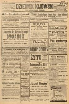Dziennik Kijowski : pismo polityczne, społeczne i literackie. 1912, nr212