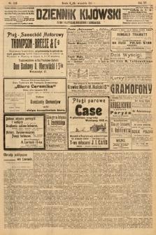 Dziennik Kijowski : pismo polityczne, społeczne i literackie. 1912, nr235