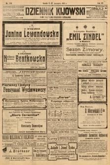 Dziennik Kijowski : pismo polityczne, społeczne i literackie. 1912, nr238