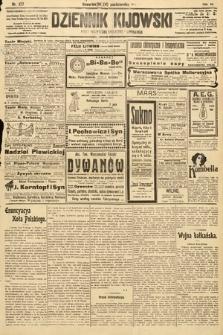 Dziennik Kijowski : pismo polityczne, społeczne i literackie. 1912, nr277