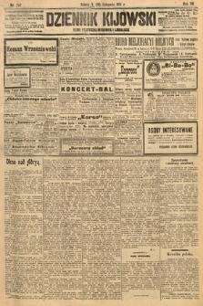Dziennik Kijowski : pismo polityczne, społeczne i literackie. 1912, nr292