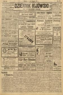 Dziennik Kijowski : pismo polityczne, społeczne i literackie. 1912, nr293