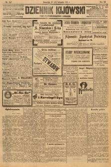 Dziennik Kijowski : pismo polityczne, społeczne i literackie. 1912, nr297