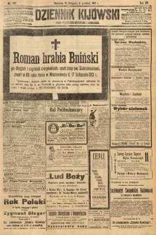 Dziennik Kijowski : pismo polityczne, społeczne i literackie. 1912, nr307