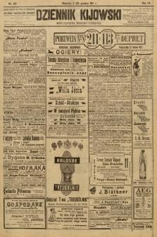 Dziennik Kijowski : pismo polityczne, społeczne i literackie. 1912, nr321