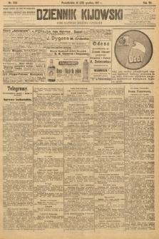 Dziennik Kijowski : pismo polityczne, społeczne i literackie. 1912, nr328