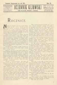 Dziennik Kijowski : dodatek ilustrowany. 1911