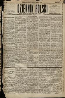 Dziennik Polski. 1893, nr10