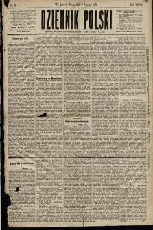Dziennik Polski. 1893, nr39