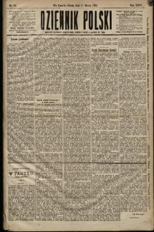 Dziennik Polski. 1893, nr70