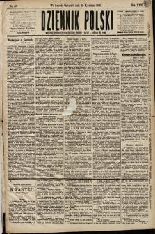 Dziennik Polski. 1893, nr109