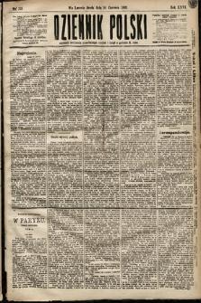 Dziennik Polski. 1893, nr163