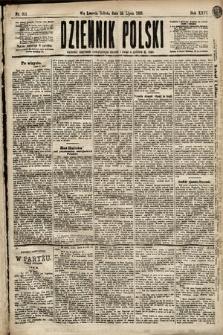 Dziennik Polski. 1893, nr201