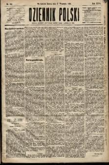 Dziennik Polski. 1893, nr257
